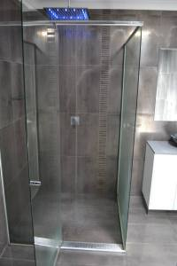 Led Shower - On the Ball Bathrooms