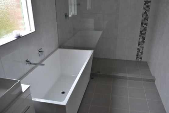 Bathroom Renovation North Perth