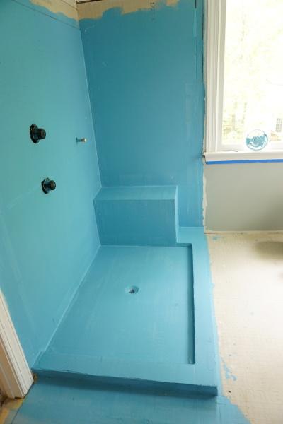 Shower Waterproofing Perth