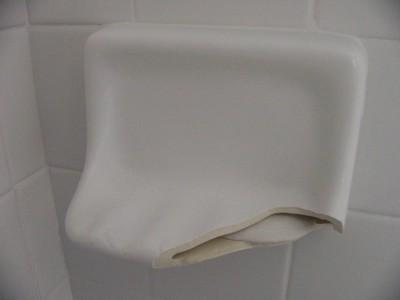 Broken Soap Dish
