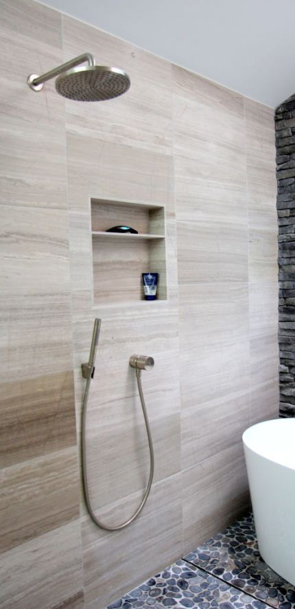 brushed-nickel-shower-head-and-handheld-shower