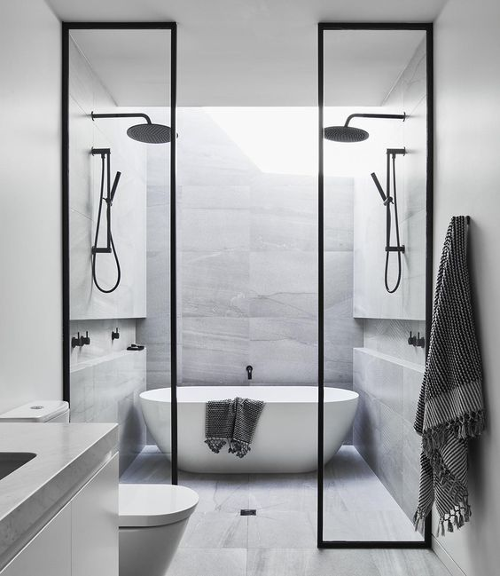 What size should a wet room be?