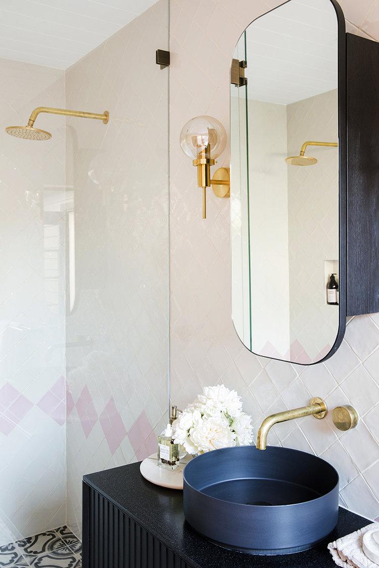 Arch Mirror Cabinet