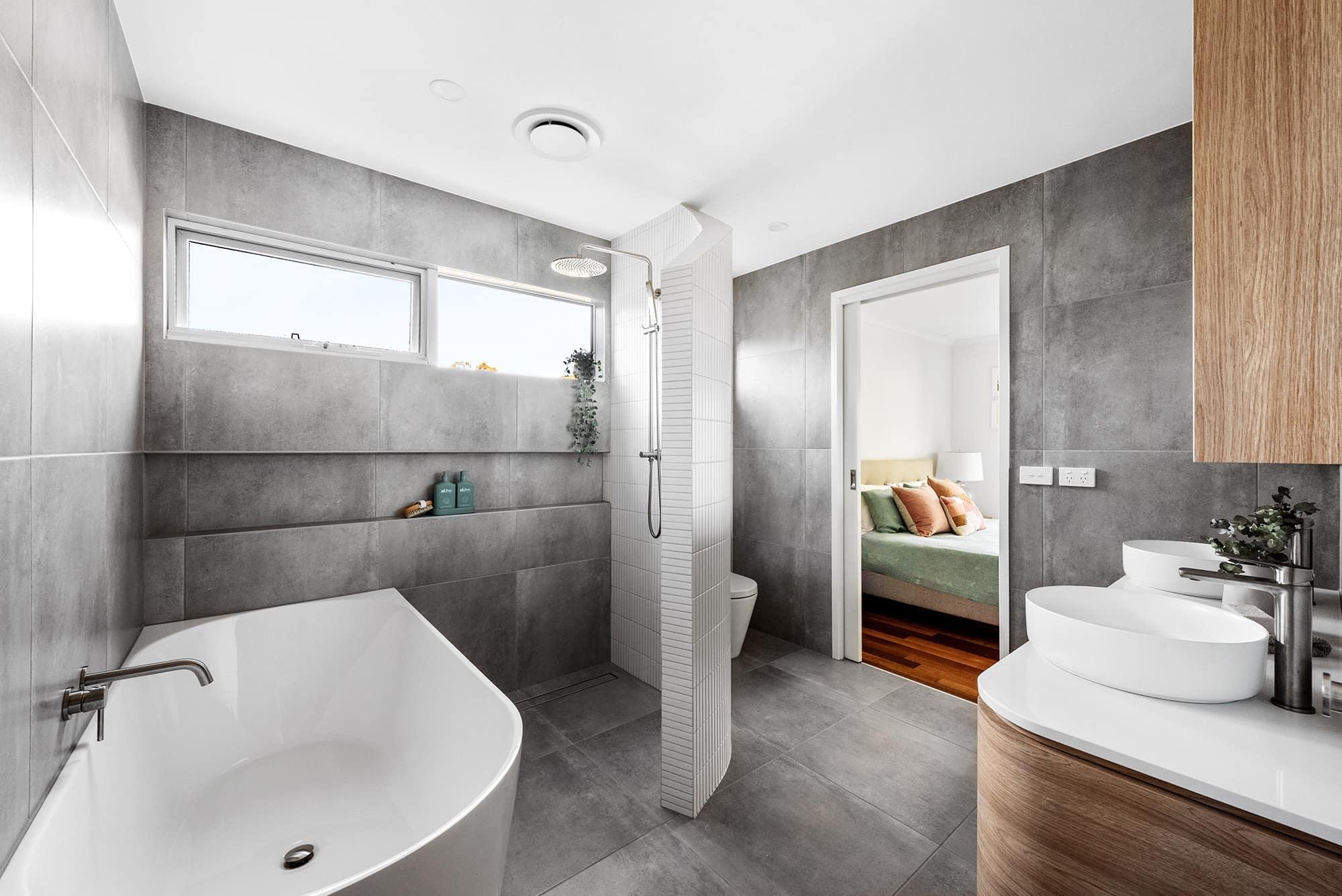 Bathroom Cavity Slider